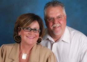 Scott and Sherene