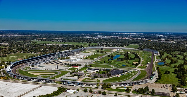 Upland Indiana racetrack